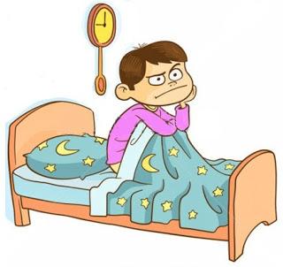 Tips mudah untuk yang susah tidur